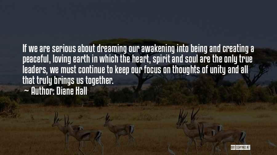 Diane Hall Quotes 889098