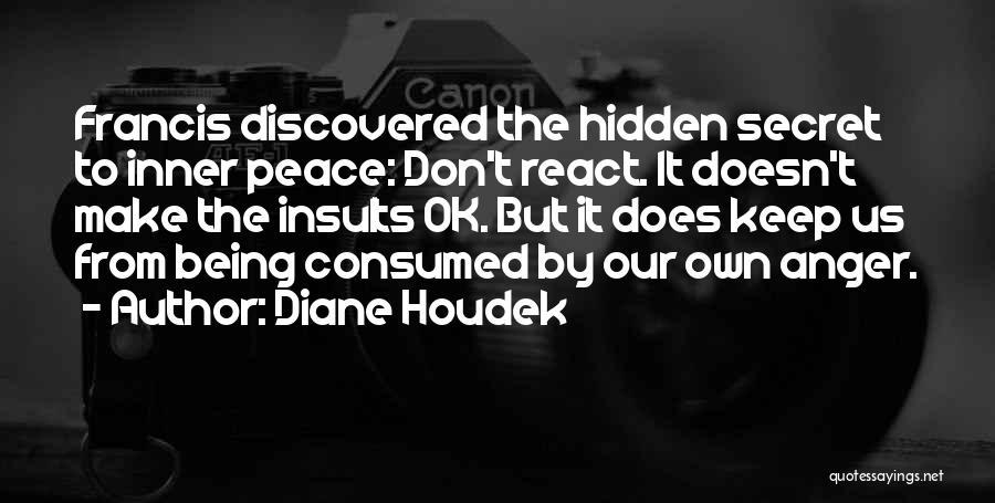 Diane Houdek Quotes 1112529