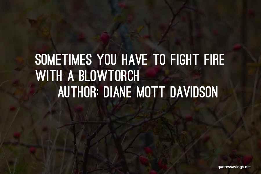 Diane Mott Davidson Quotes 1026121