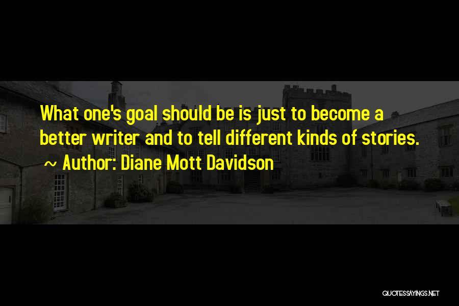 Diane Mott Davidson Quotes 1819480