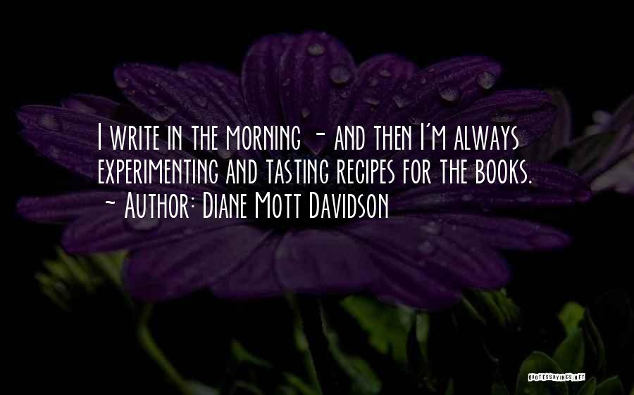 Diane Mott Davidson Quotes 1911291