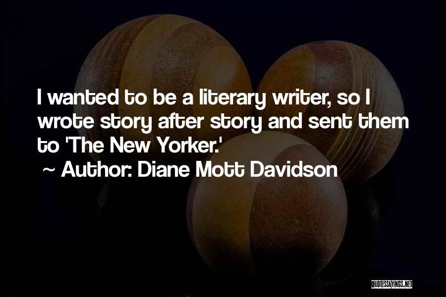 Diane Mott Davidson Quotes 565919