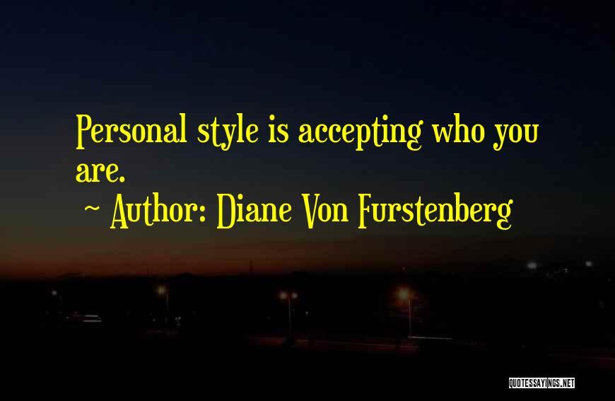 Diane Von Furstenberg Quotes 1104218