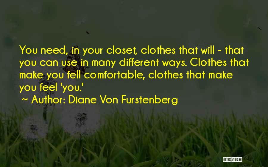 Diane Von Furstenberg Quotes 1259366