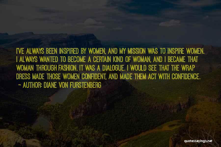 Diane Von Furstenberg Quotes 128564