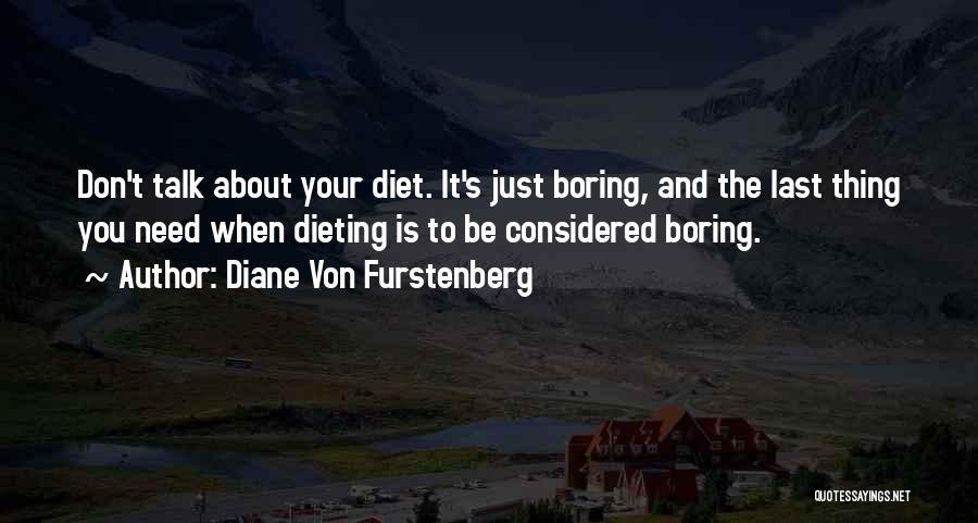 Diane Von Furstenberg Quotes 1827987