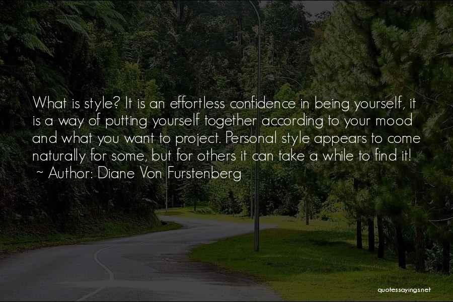 Diane Von Furstenberg Quotes 1898343