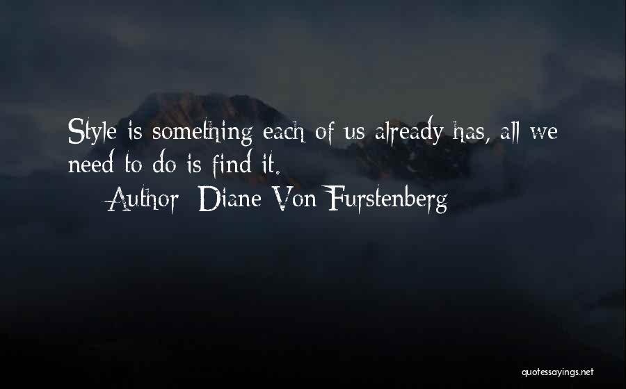 Diane Von Furstenberg Quotes 928237