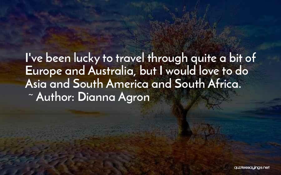 Dianna Agron Quotes 1984258
