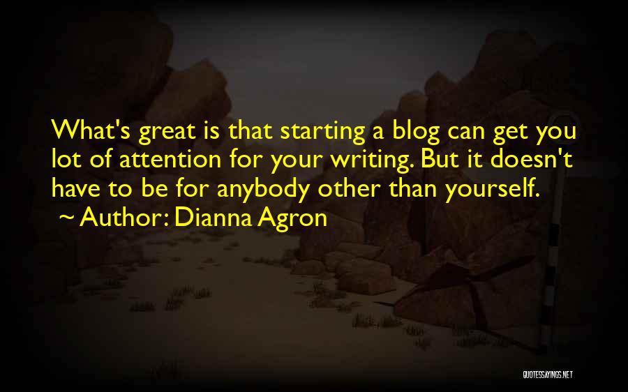 Dianna Agron Quotes 2234101