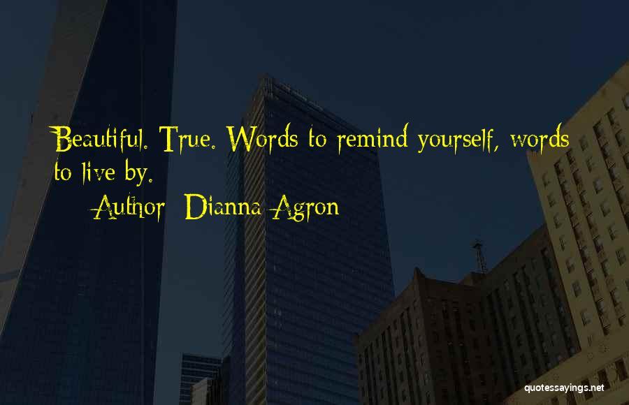 Dianna Agron Quotes 456189