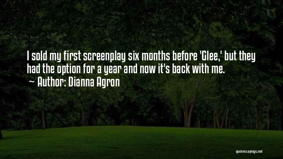 Dianna Agron Quotes 82450