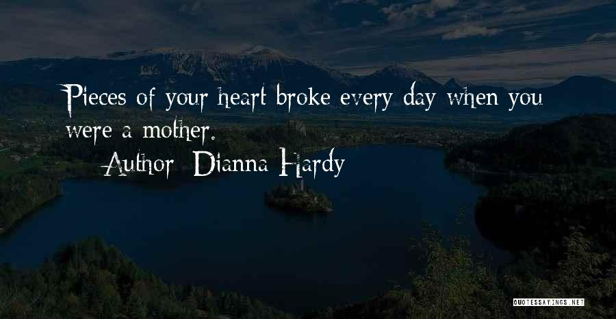 Dianna Hardy Quotes 1314376
