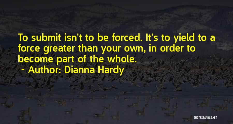 Dianna Hardy Quotes 195521