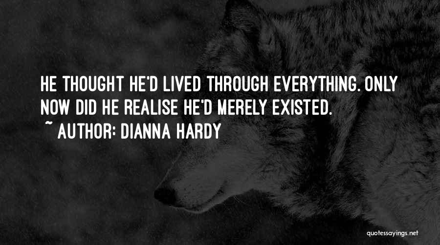 Dianna Hardy Quotes 2033718
