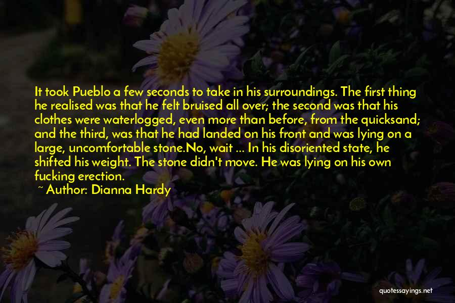 Dianna Hardy Quotes 540403