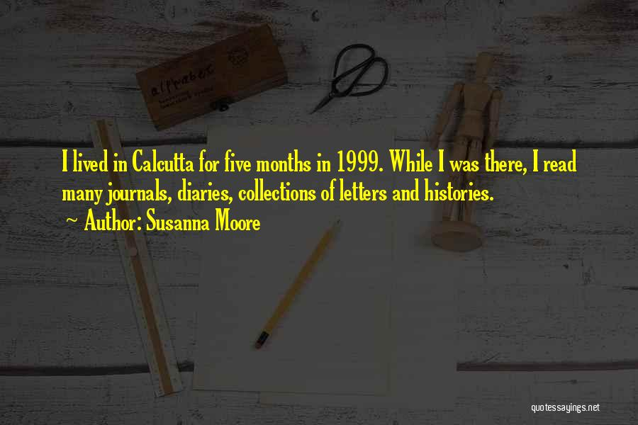 Diaries And Journals Quotes By Susanna Moore