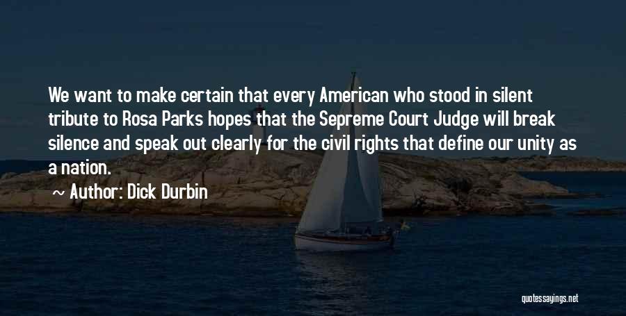 Dick Durbin Quotes 1316008