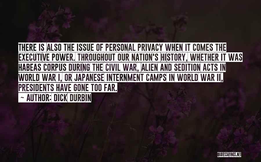 Dick Durbin Quotes 1368310