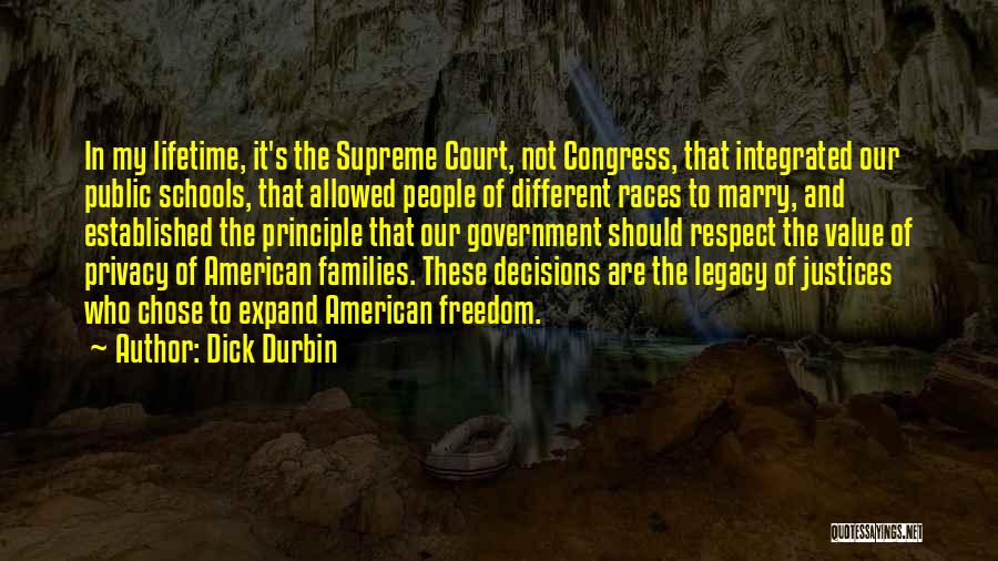 Dick Durbin Quotes 1920427