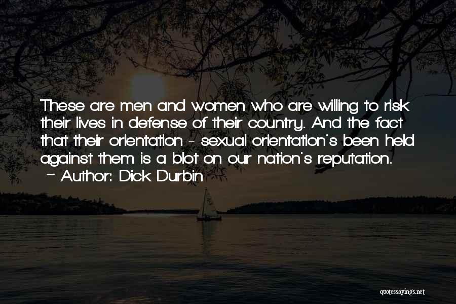 Dick Durbin Quotes 418208
