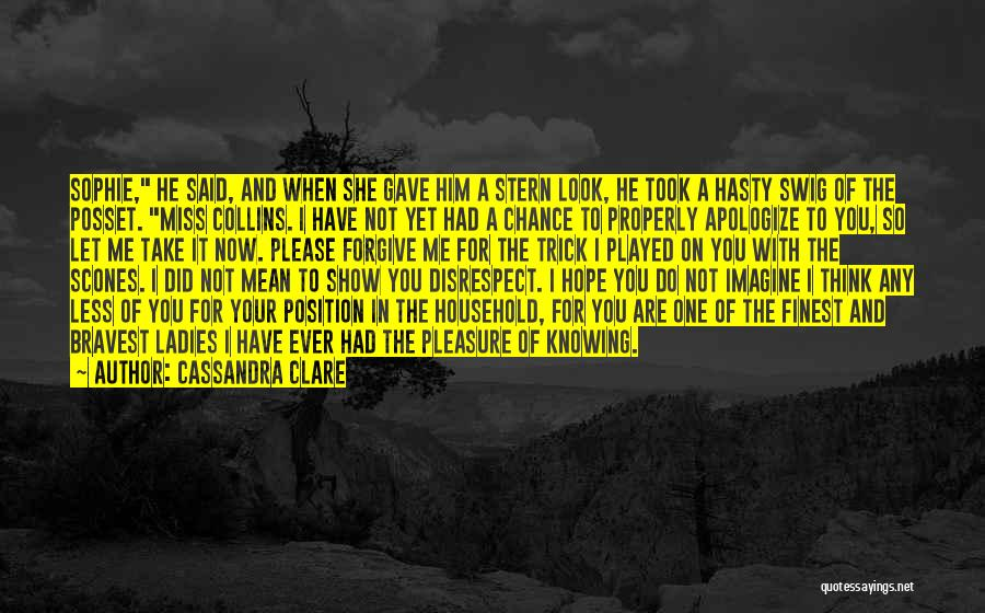 Did You Miss Me Quotes By Cassandra Clare