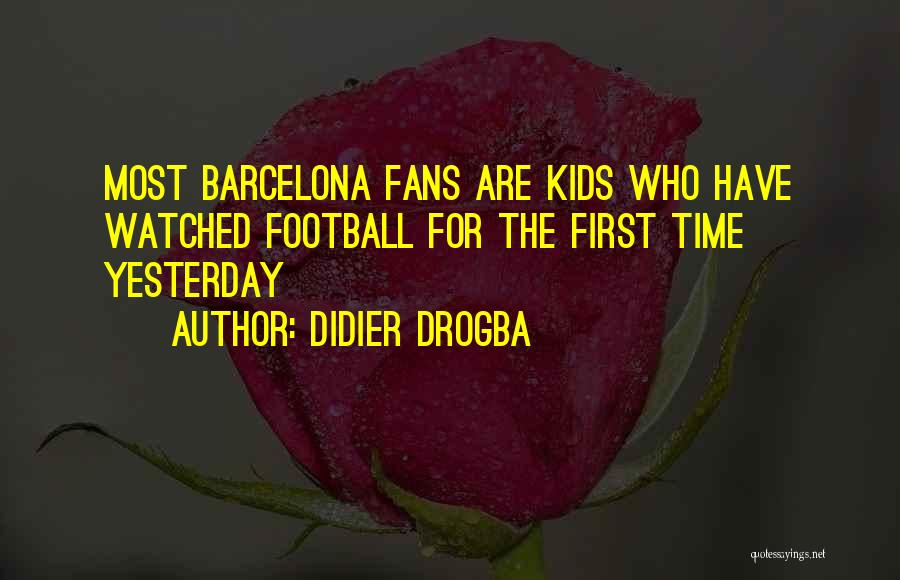 Didier Drogba Quotes 147905