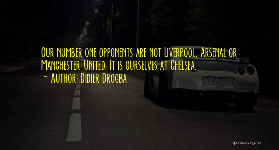 Didier Drogba Quotes 2194509