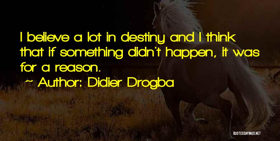 Didier Drogba Quotes 688049