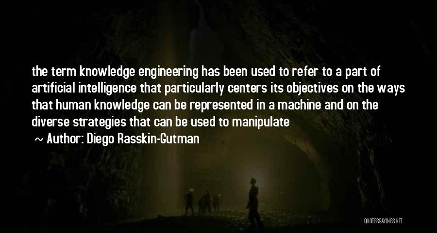 Diego Rasskin-Gutman Quotes 461438