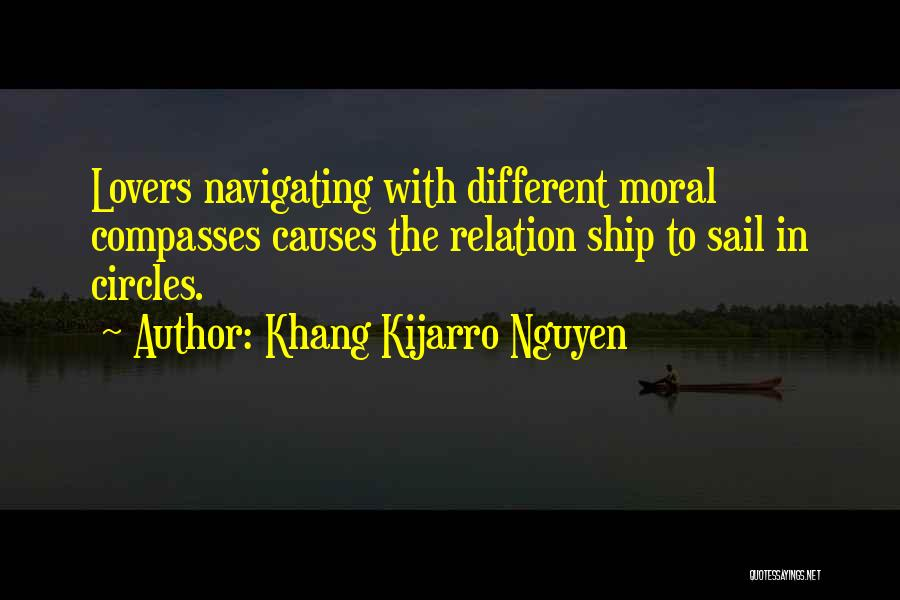 Different Lovers Quotes By Khang Kijarro Nguyen