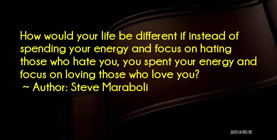 Different Lovers Quotes By Steve Maraboli