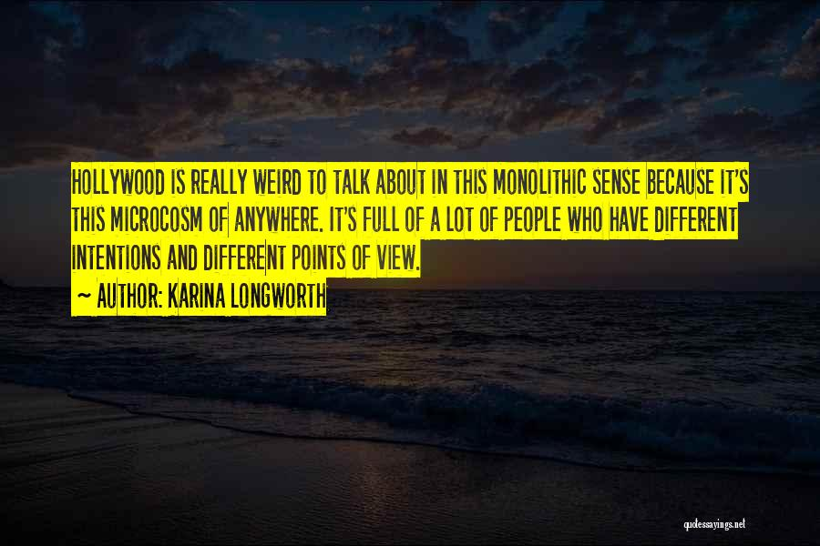 Different Points Of View Quotes By Karina Longworth