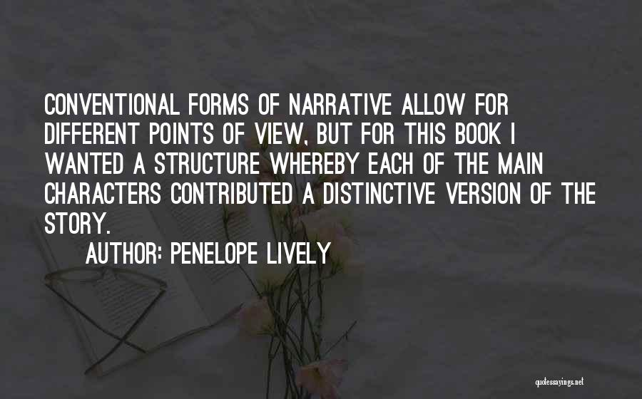 Different Points Of View Quotes By Penelope Lively