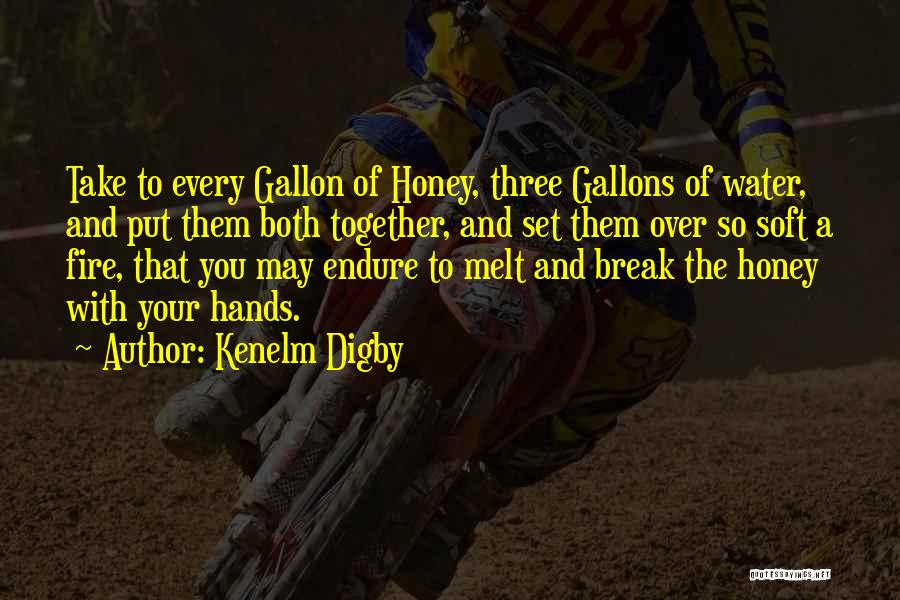 Digby O'dell Quotes By Kenelm Digby