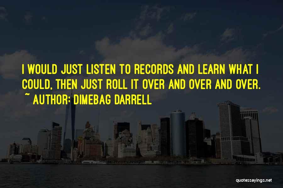 Dimebag Darrell Quotes 1620244