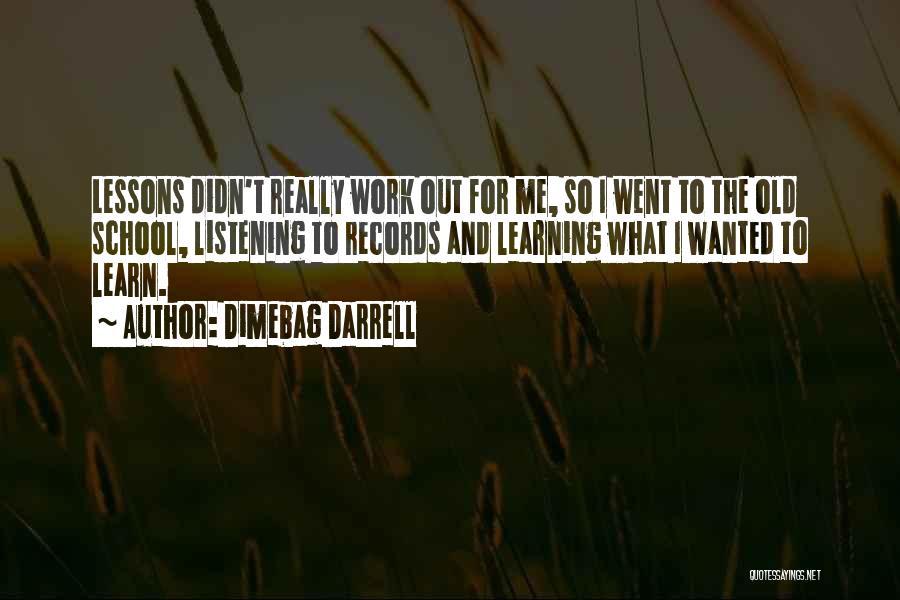 Dimebag Darrell Quotes 1712801