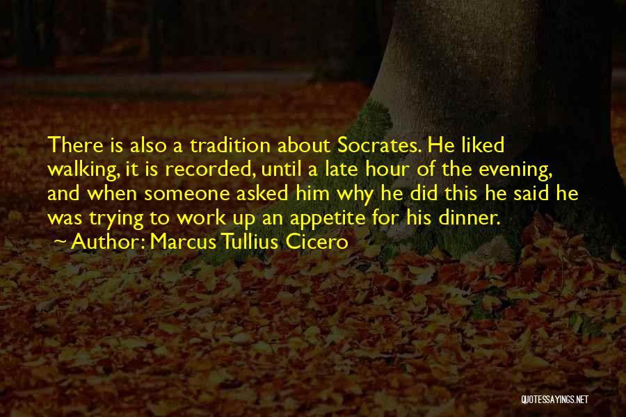 Dinner Quotes By Marcus Tullius Cicero