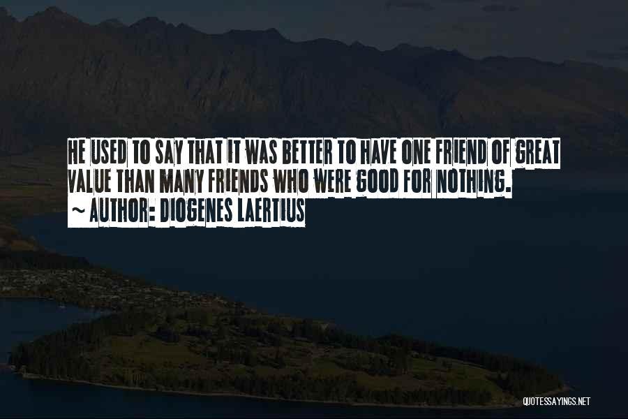 Diogenes Laertius Quotes 1082481