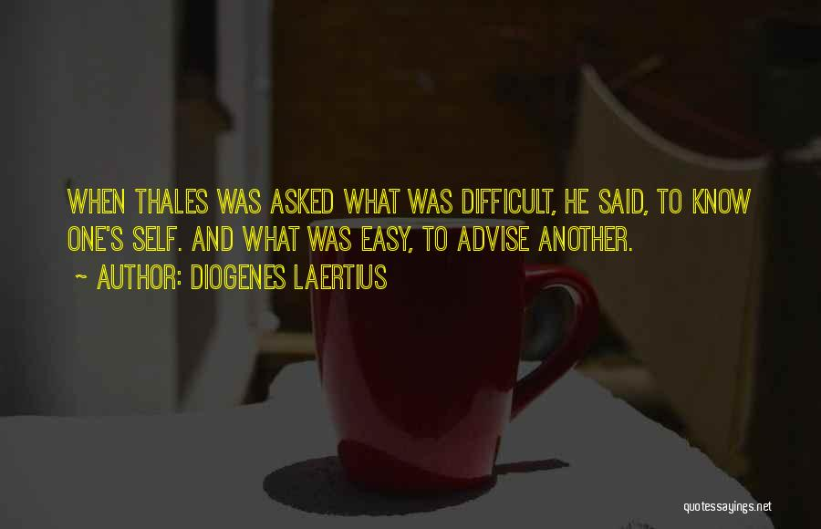 Diogenes Laertius Quotes 1599540