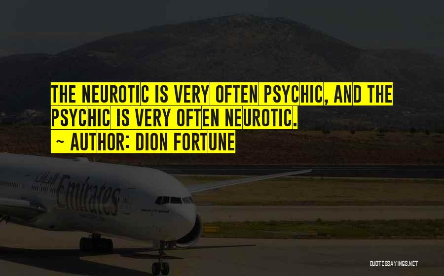 Dion Fortune Quotes 1084956