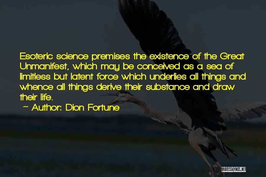 Dion Fortune Quotes 1096390