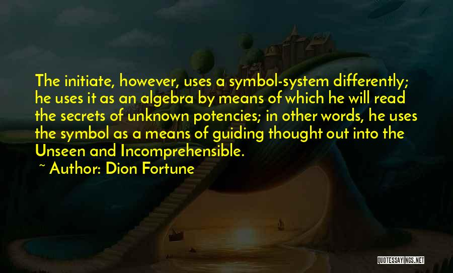 Dion Fortune Quotes 1247084