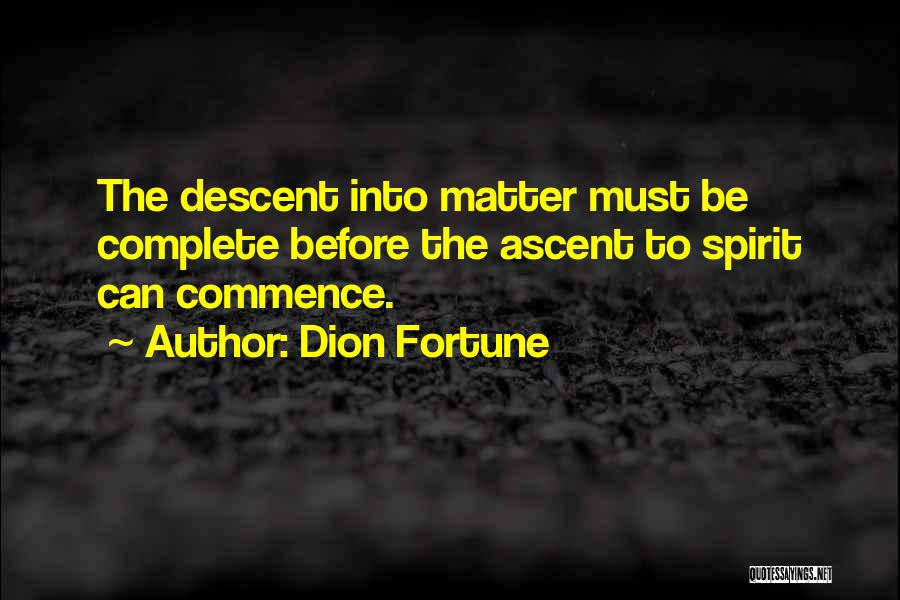 Dion Fortune Quotes 1372694