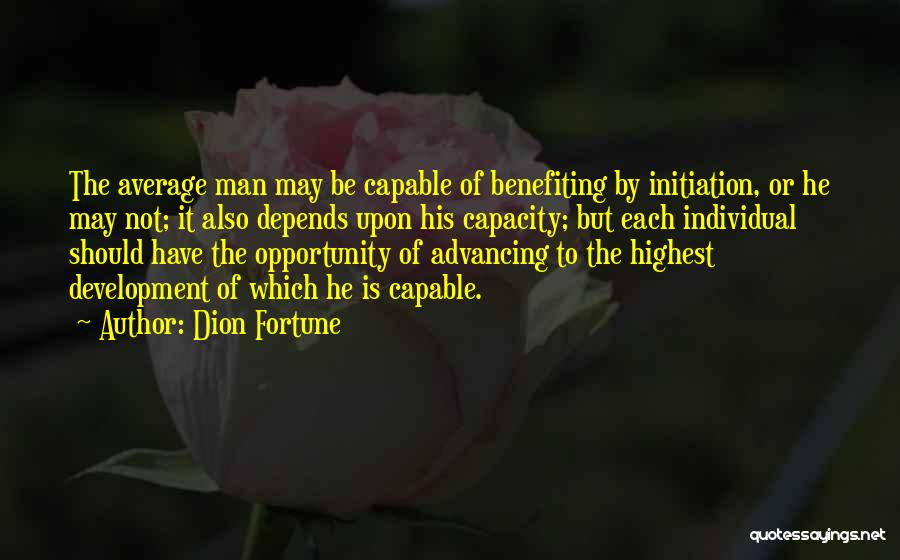 Dion Fortune Quotes 1407040