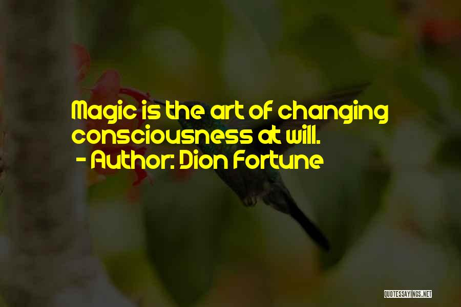 Dion Fortune Quotes 1483618