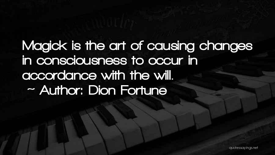 Dion Fortune Quotes 1817471