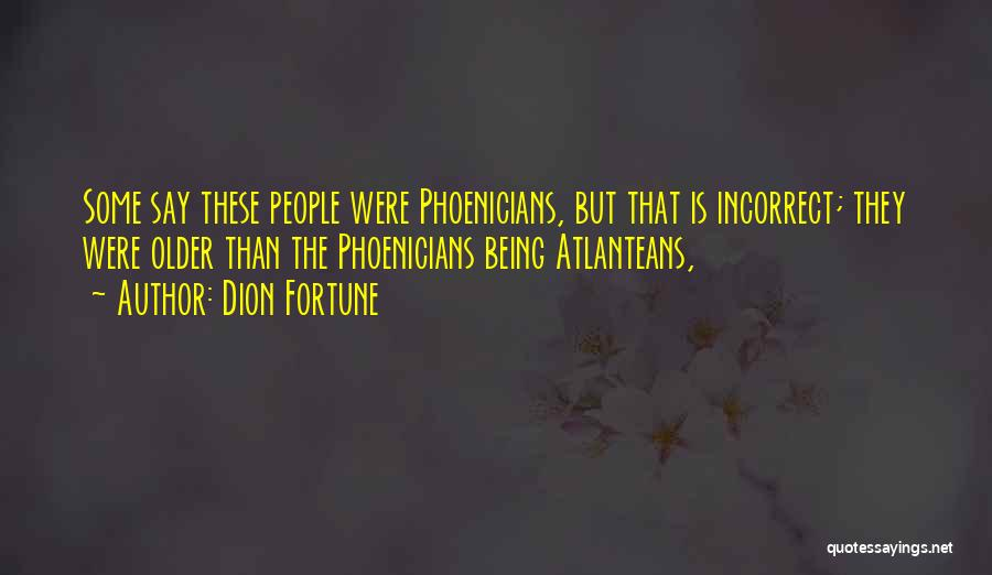 Dion Fortune Quotes 2010256