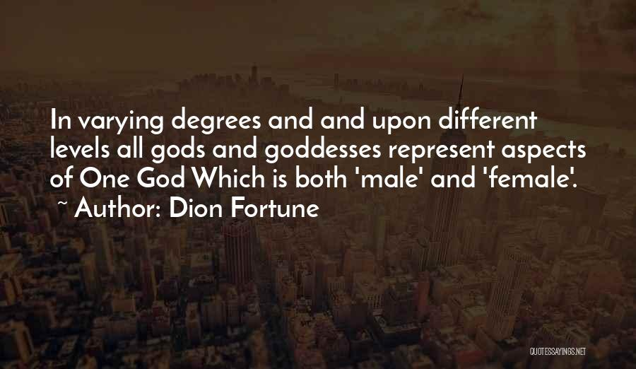 Dion Fortune Quotes 206803