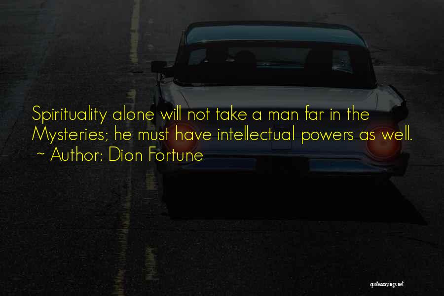Dion Fortune Quotes 259174